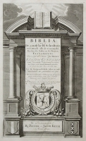 Keur-VDamme (1729) Titelgravure