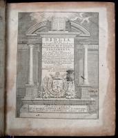 Bijbel-KB (1786) Titel-II