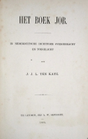 Job-Kate (1865) Titel