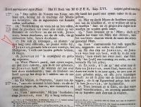 Jehovahbijbel (1762) Ex 16