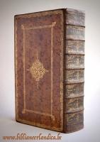 Jehovahbijbel(1762) - Band+Rug
