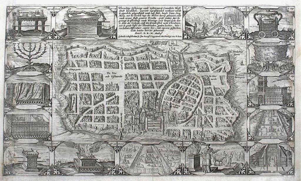 1625 - Mathes (Ierusalem)