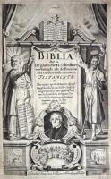 1648 - Lutherbijbel Titelgravure