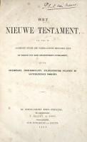 1868 - NT-Synodale (Titel)