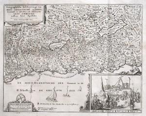 5. Visscher-Sm (1725) IoodscheLandt