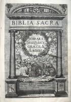 Biblia Regia (Titel)