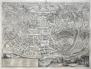 CJVisscher (1643) Ierusalem