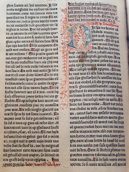 Delftse Bijbel (NBG)