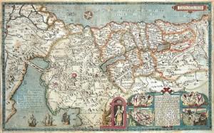 Deuxaes-Danzig (1598) Map-Woestijnreis