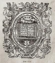 Godsnaam in Bijbels 17e-eeuw