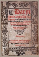 Nieuwe Testament uit 1542