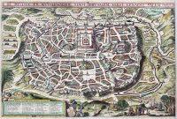 Jerusalem (1648) Jerusalem-Savry (1643)