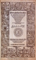 Leuvense Bijbel (1548) Titelgravure
