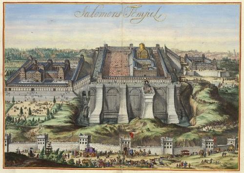 Salomo's Tempel