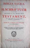 Vertaling Andreas Van der Schuur