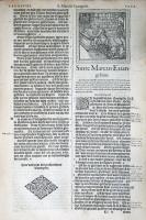 Leuvense (1566) Marcus
