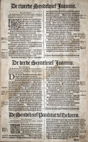Liesvelt (1609) 2&3Joh+Hebr