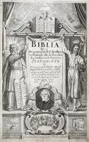 Lutherbijbel-1648-Titelgravure
