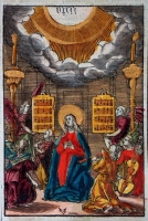 Paets (1657-46) Maria boodschap
