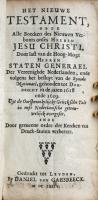 NT-Gaes (1674) Titelblad