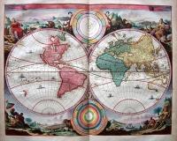 1714 - Keur (Coll) WorldMap