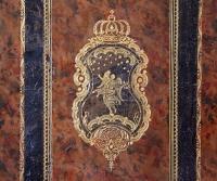 Keur-VDamme (1729) Medaillon-I
