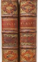 Jehovahbijbel (1755) Ruggen