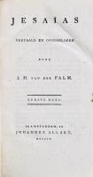 Jesaja-VdPalm (1805) - 1+