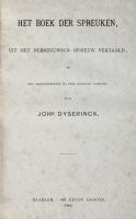Spreuken-Dyserinck-1883-1