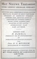 Bakels-1908-Titel