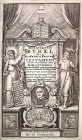 Lutherbijbel-1780-Titelgravure
