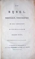 De Bijbel - Van Vloten