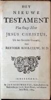 Rooleeuw (1694) Titelblad