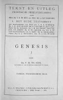 Tekst en Uitleg, praktische Bijbelverklaring
