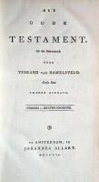 Bijbel - Van Hamelsveld